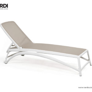 Atlantic sunlounger